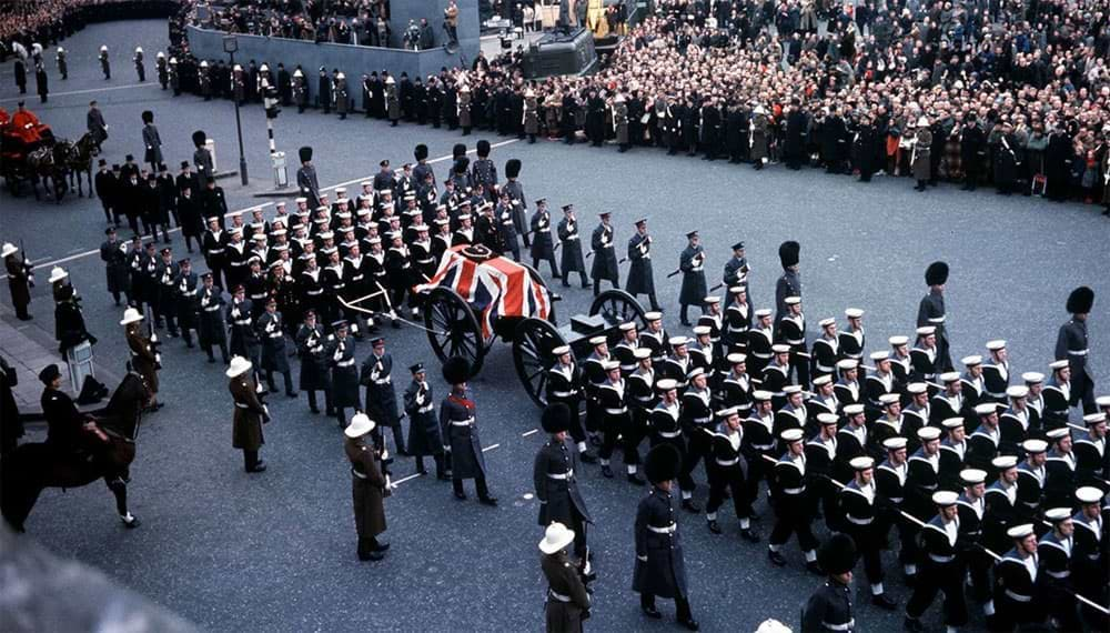 How Churchill Planned His Own Funeral