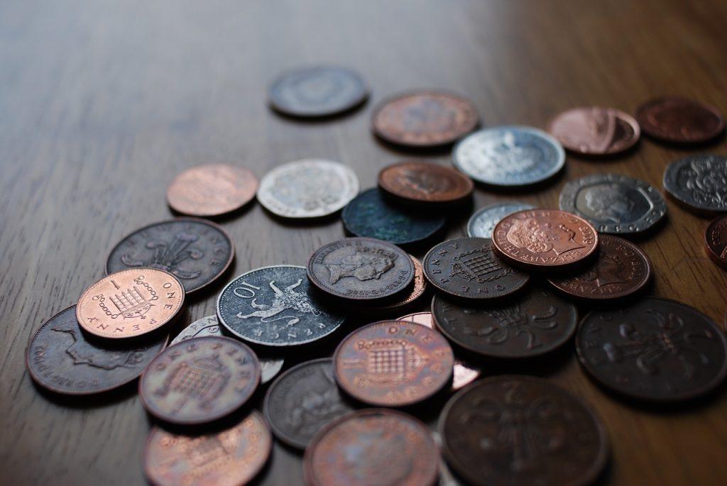 old-british-coins