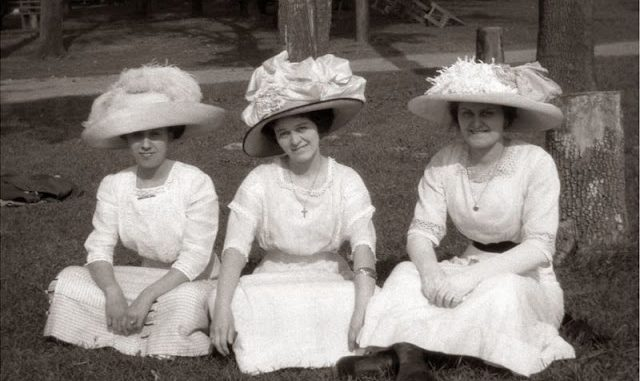 Women during the Edwardian period