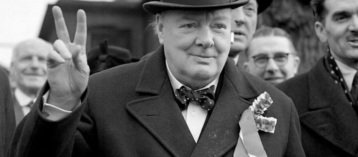Myth of Churchill's Mental State